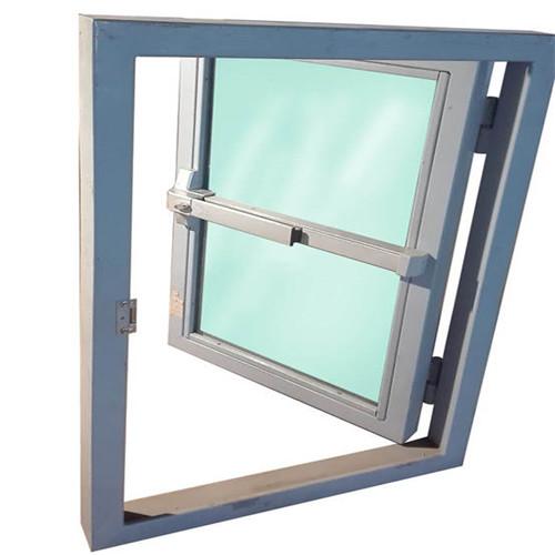 玻璃泄爆窗