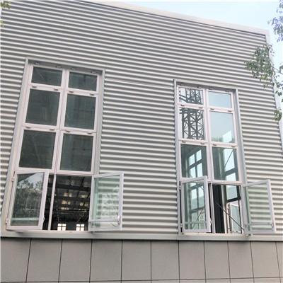沧州化工厂安装铝制泄爆窗规格参数